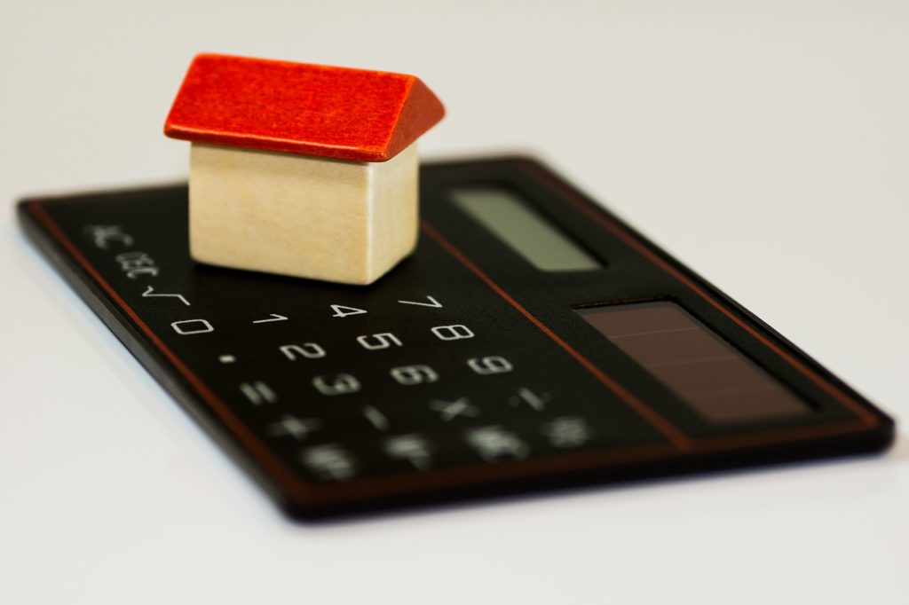 checking credit score when buying a home with student loan debt