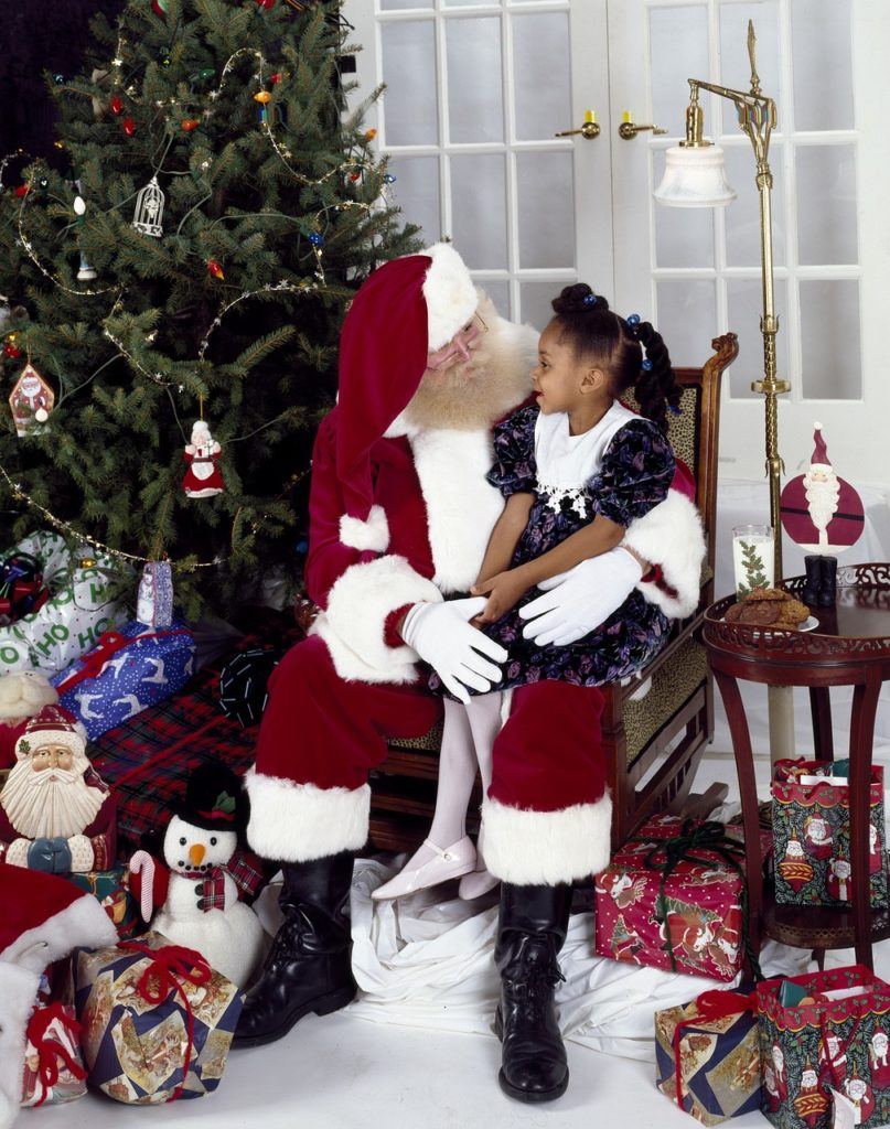 santa and other bayonne holiday events