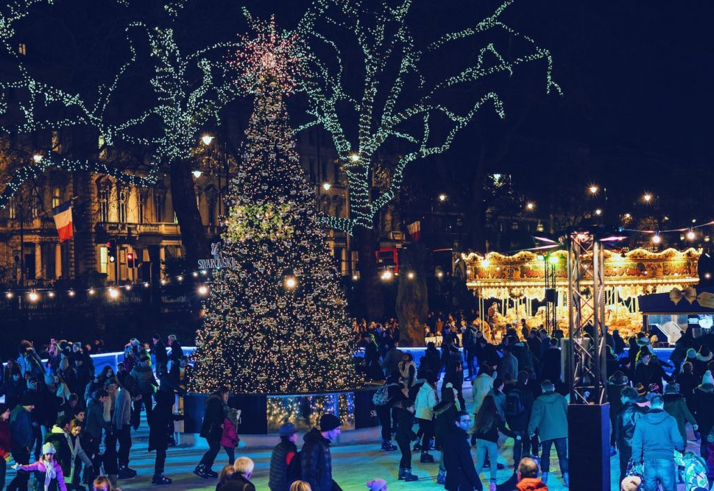 tree lightings and other bayonne holiday events